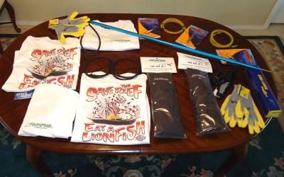 Palm Beach Freedivers / Foldspear Annual Polespear Tournament, Dec. 3