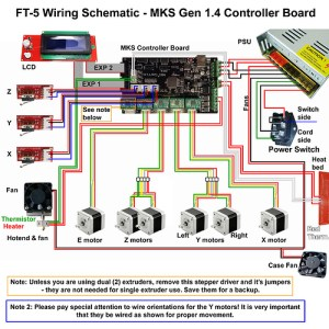 FT5 Wiring Schematic  Electrical  Controllers  FolgerForum