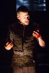 Robbie Gay as Trebonius