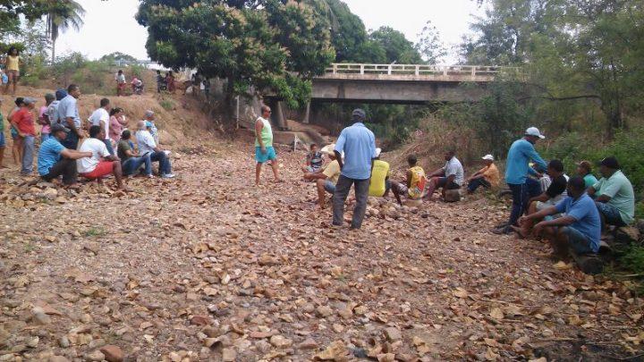 Chapada Diamantina: Rio Utinga pede Socorro!