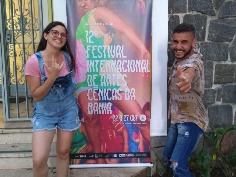 Atores naturais da Chapada participam de Festival Internacional de Artes Cênicas