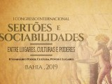 """Congresso internacional debaterá """"Sertões e Sociabilidades"""""""