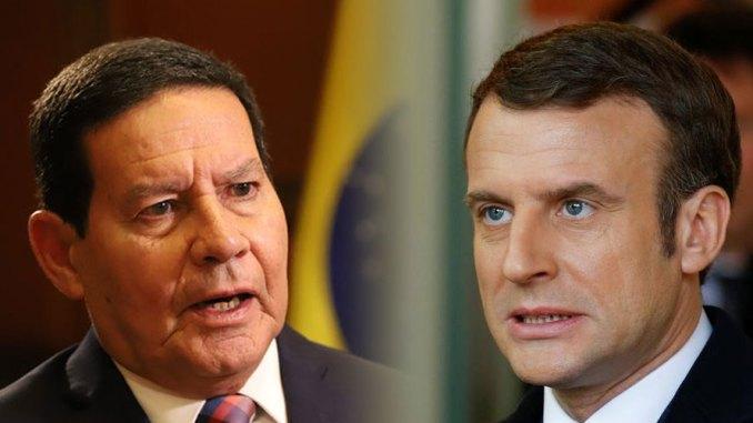 Macron Mourão