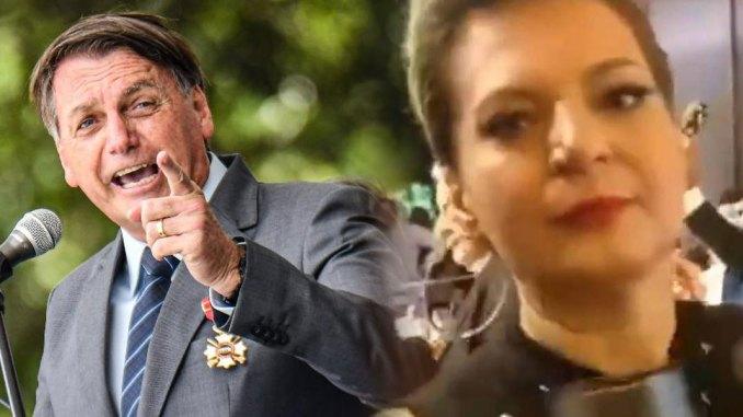 Bolsonaro e Joice