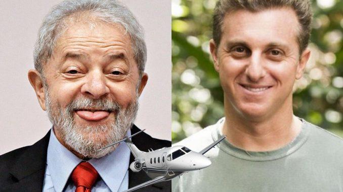 Huck e Lula