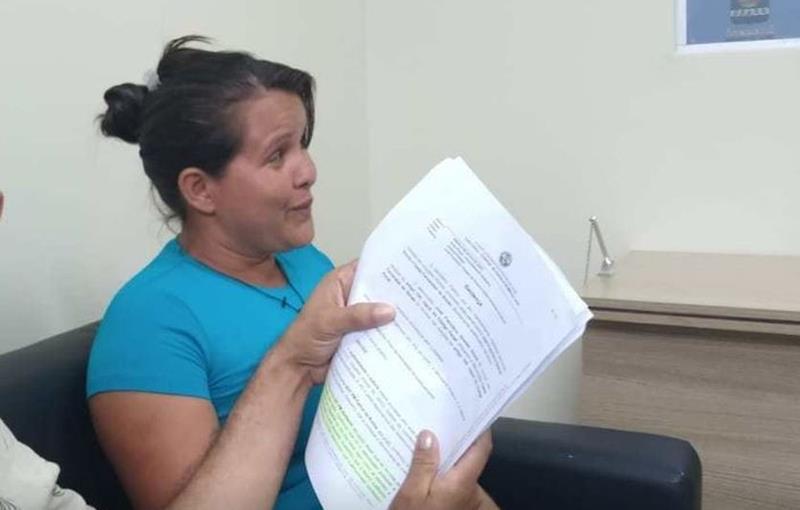 Dona de casa é condenada por comprar quilo de açúcar e farinha por R$ 4 no interior do AC — Foto: José Janes/Arquivo pessoal