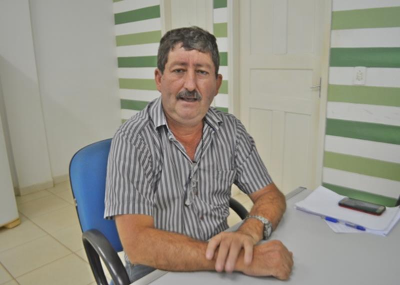 Prefeito de Acrelândia, Everaldo Caetano