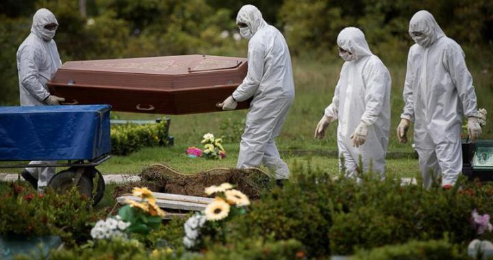 Acre já registrou 190 mortes por coronavírus