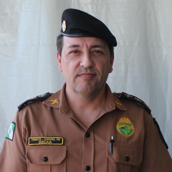 Tenente Coronel Josemar Rogério Biscaia