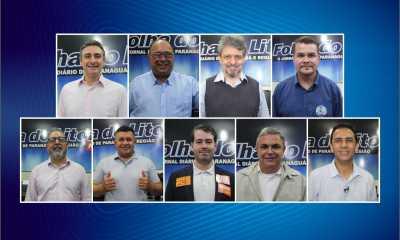 Candidatos a prefeito