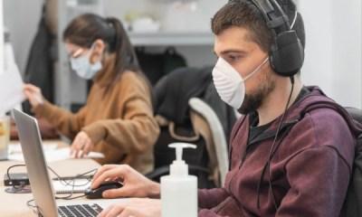Cuidados com contágio devem ser redobrados no local de trabalho