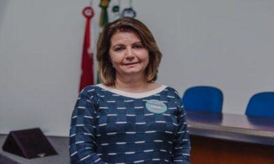 Enfermeira Simone Peruzzo assume direção-geral do Hospital Regional do Litoral