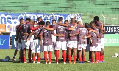 Rio Branco enfrenta o Maringá no domingo em Arapongas