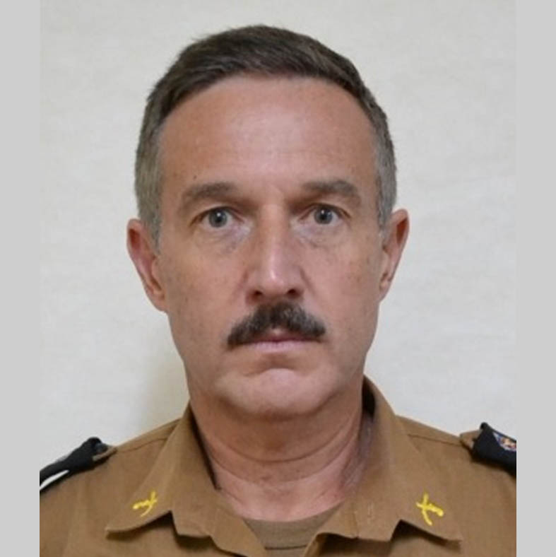 Tenente Coronel Renato Luiz Rodrigues Junior