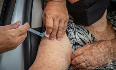 Idosos a partir de 66 anos poderão ser vacinados contra a Covid-19 em Paranaguá