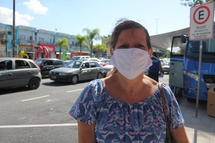 Para a secretária Silvia Marise Martins dos Santos, 65 anos, moradora na Vila Paranaguá, a imunização é importante