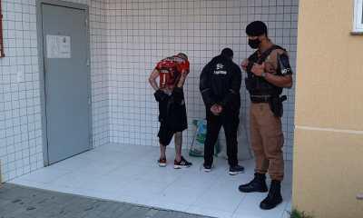 Tentativa de homicídio termina com dois indivíduos presos no Porto dos Padres