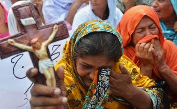 Perseguição religiosa no Oriente Médio