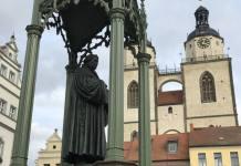 Wittenberg, cidade berço da reforma protestante, na Alemanha