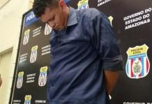 Wanderson Batista, falso pastor preso acusado de estuprar fiéis no Amazonas