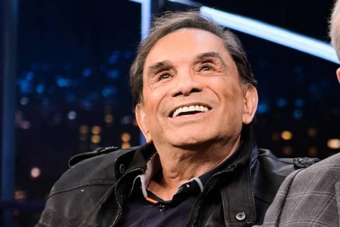 Dede Santana, um dos comediantes do programa de humor da Rede Globo