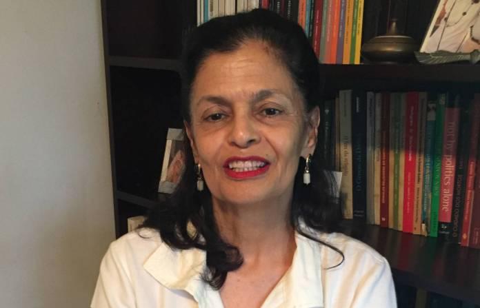 Professora da Universidade Federal do Rio de Janeiro (UFRJ) Maria das Dores Campos Machado, especialista em sociologia da religião
