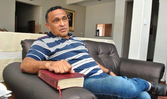 Aldidudima Salles ajudou fundar o Comando Vermelho, se converteu há 32 anos