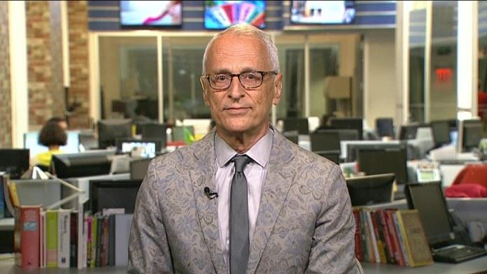 Jorge Pontual, jornalista da Rede Globo