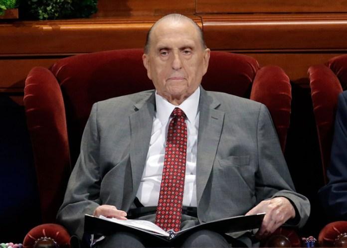 Thomas S. Monson, 16º presidente da igreja Mórmon, morreu aos 90 anos