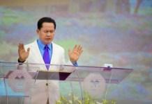 """Pastor Apollo Quiboloy se autodeclara """"filho de Deus"""""""