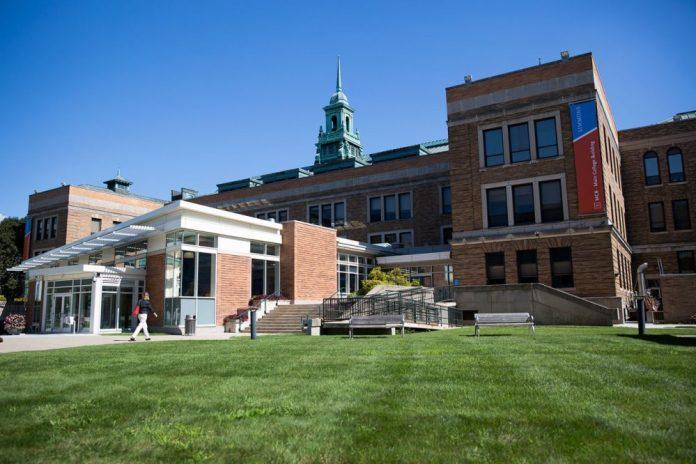 Universidade Simmons, em Boston, Massachusetts (EUA)