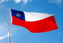 Bandeira do Chile
