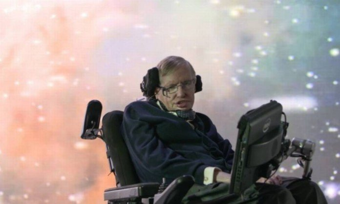 Stephen Hawking, físico inglês, morreu no dia 14 de março de 2018, aos 76 anos