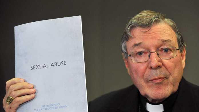 Cardeal católico australiano George Pell