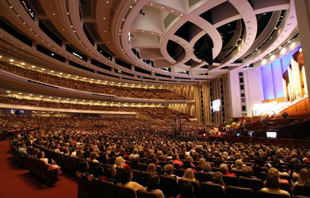 Conferência da Igreja Mórmon