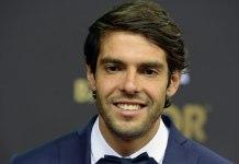 Kaká, ex-jogador de futebol