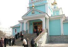Igreja no Cazaquistão