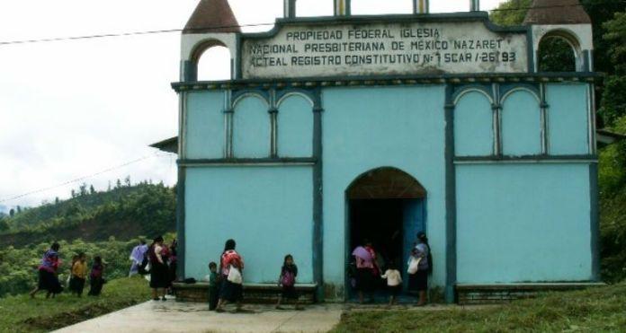 Igreja no México