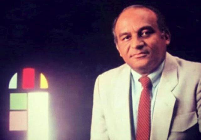Pastor Nelson Monteiro da Mota, 82, autor da música