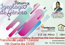 Evento sobre ideologia de gênero em Fortaleza (CE) transferido após pressão dos ativistas LGBTs