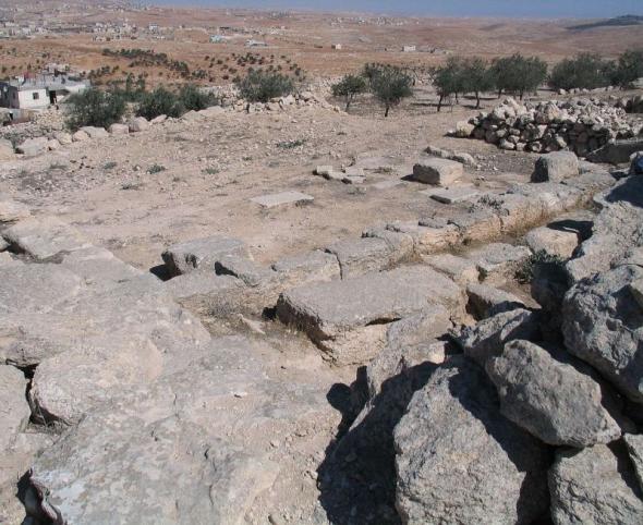 Cidade do Rei Davi descoberta perto de Jerusalém (abril 2018)