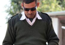 Vipur, cristão perseguido da Índia