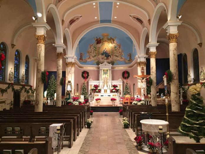 Igreja do Santo Rosário, Oregon, EUA
