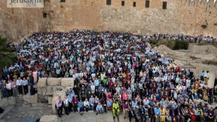 Conferência Global do Futuro Anglicano (GAFCON) em Jerusalém