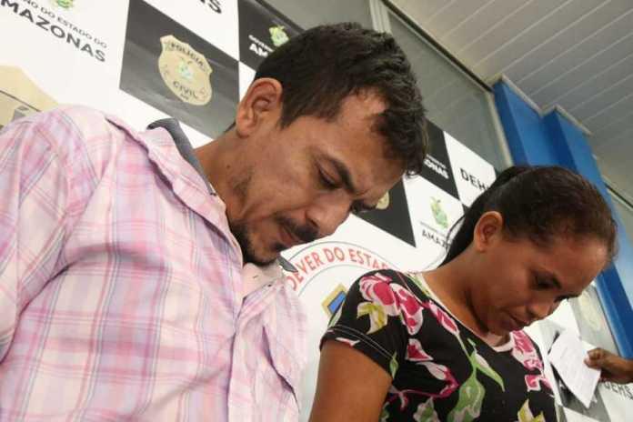 O pastor Daniel Mariano da Silva, 30, e a companheira dele, Jessica Anaqueri Azevedo, 24