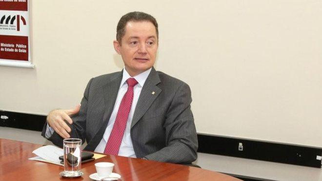 procurador da República Ailton Benedito diz que