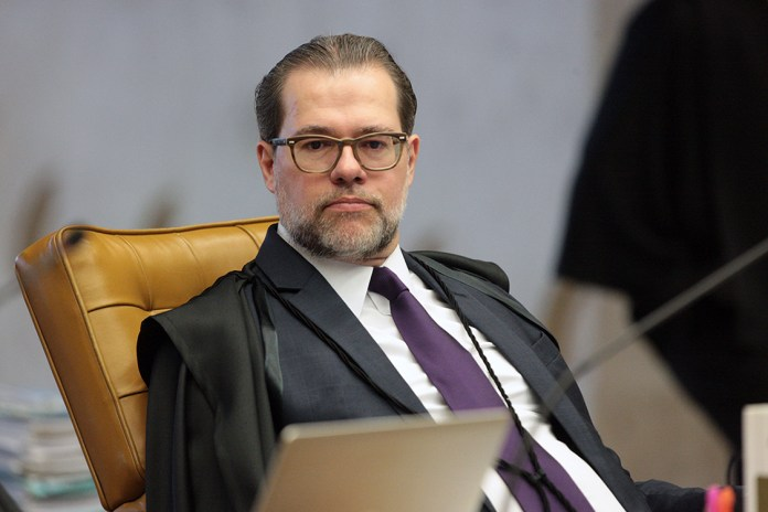Ministro do STF, Dias Toffoli