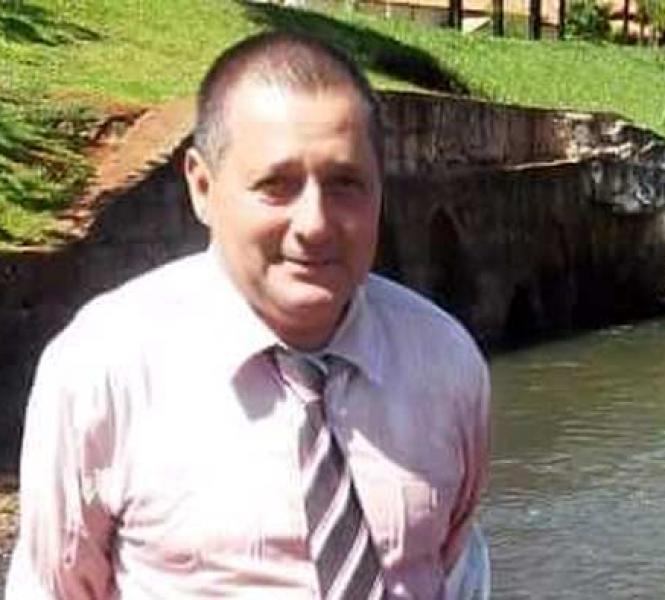 O pastor Edvaldo Oliveira, de 57 anos, saiu de casa dizendo que ia ao banco pagar contas e desapareceu