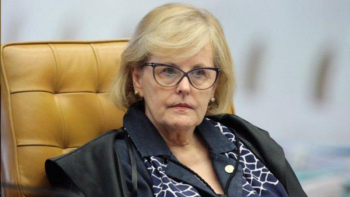 Rosa Weber, ministra do STF