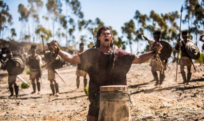 O filme Sansão é baseado na história bíblica do homem conhecido por sua força. (Foto: Divulgação)